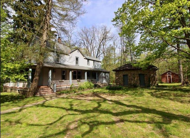 The Quaker Cottage