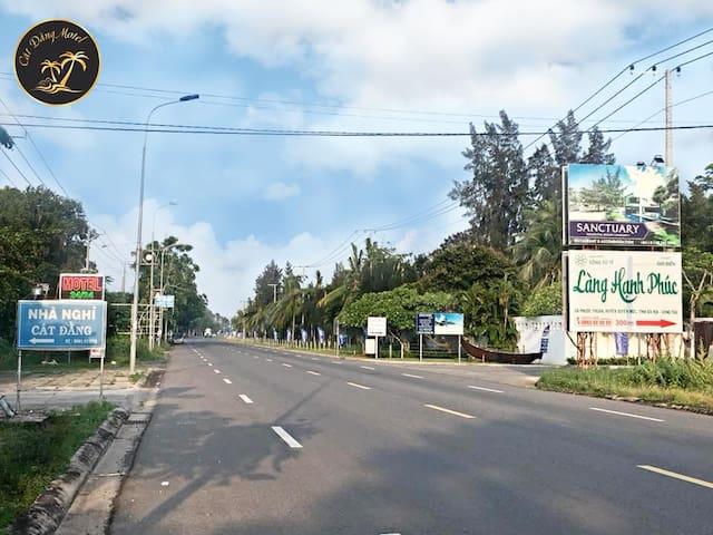 Homstay Cát Đằng Hồ Tràm