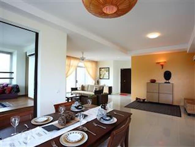 Sky Residence 3 bedroom resort-II - Sungai Petani - Condominium