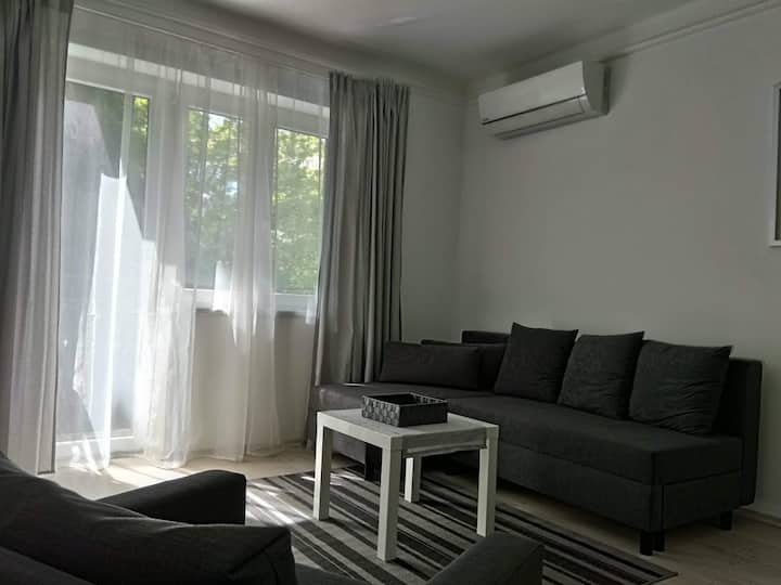 Grey Pearl Apartment - Newly renovated, calm, A/C
