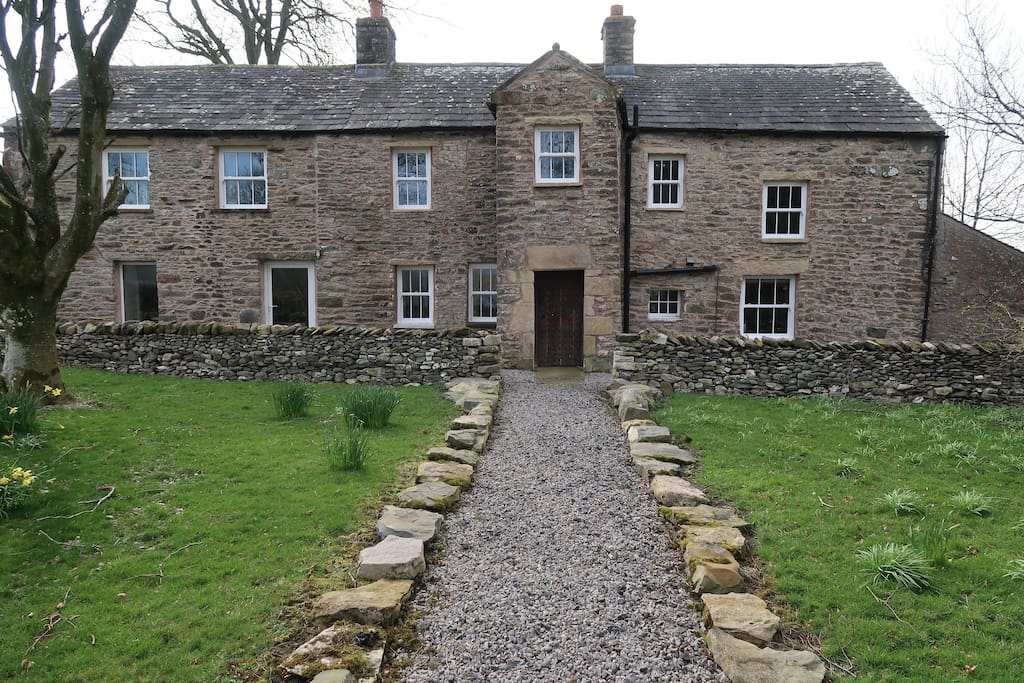 Bowderdale Foot - wonderful house full of charm and character