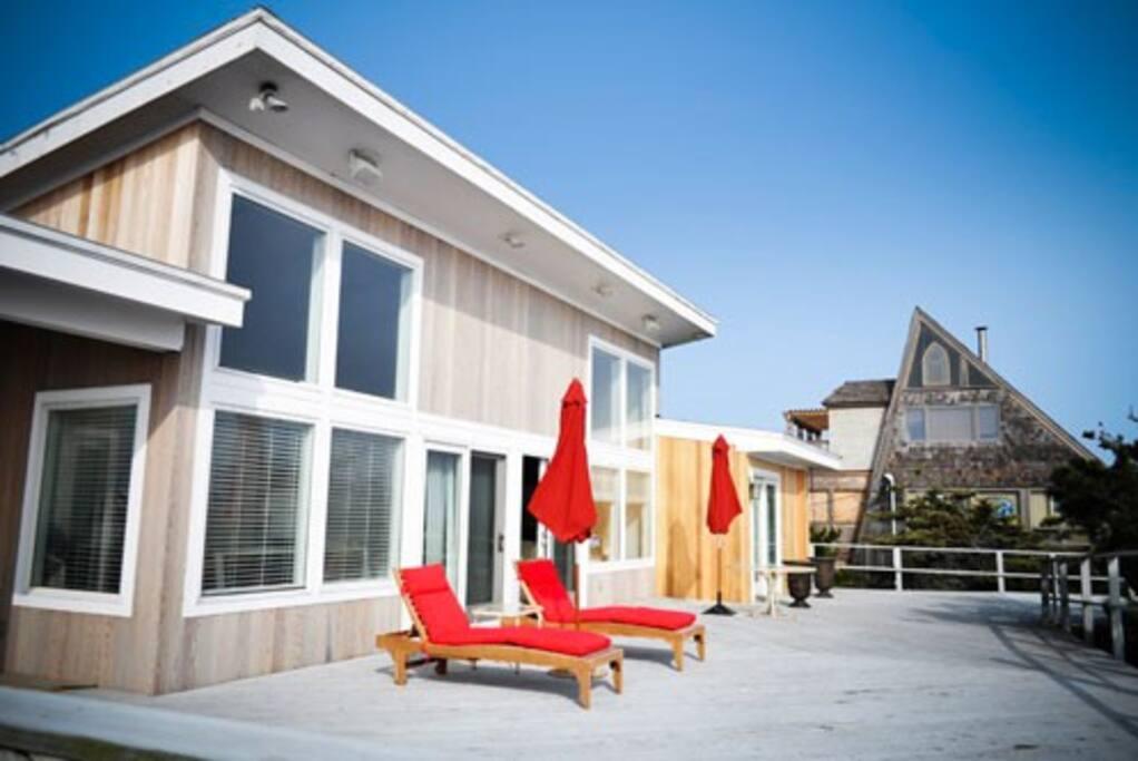 Fire Island Weekly Rentals Ocean Beach