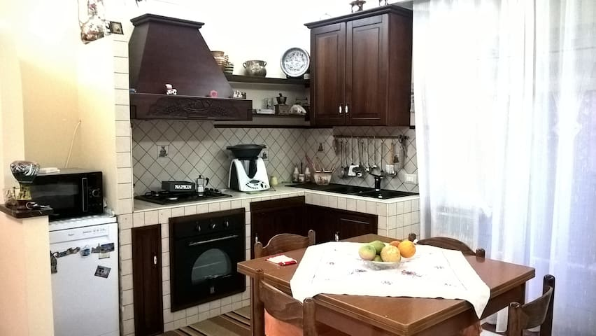 Beautiful Apartment, Racalmuto, Agrigento - Racalmuto - Apartemen
