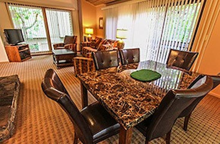 2 Bed Fox Run Resort - Lake Lure - Departamento