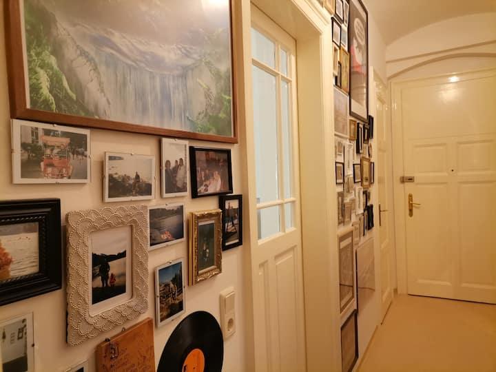 Romantisches Appartement im Herzen von Graz