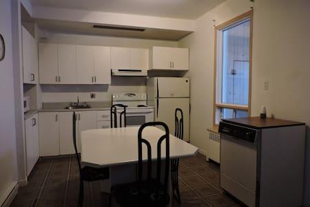 869 Lambert, Shawinigan-Beau grand 4 et demi - Shawinigan - Apartment