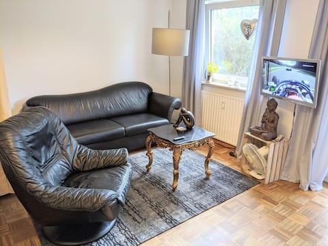 Perfekt zwischen Köln und Düsseldorf Apartment