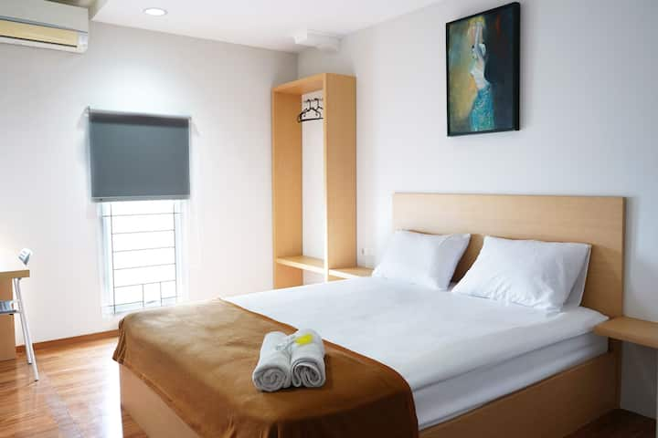 UROOMS Senayan, Newly Built Room!