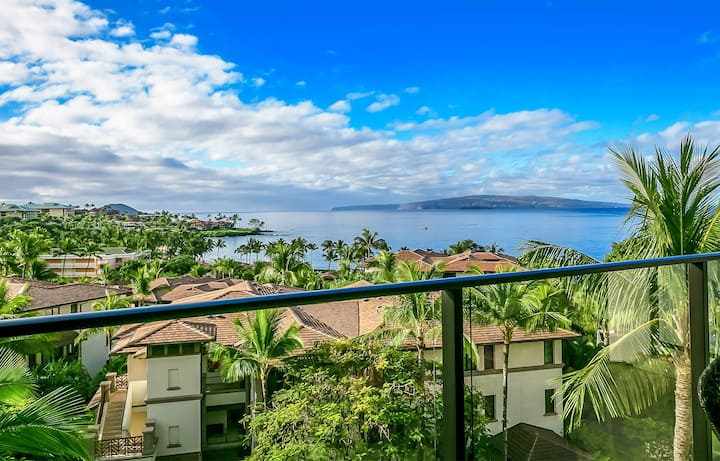Wailea Beach Villa PH411