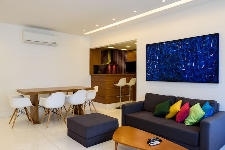 IPANEMA LUXURY BEACH BLOCK - Rio de Janeiro - Appartement