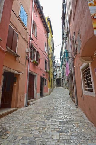 Garzotto street