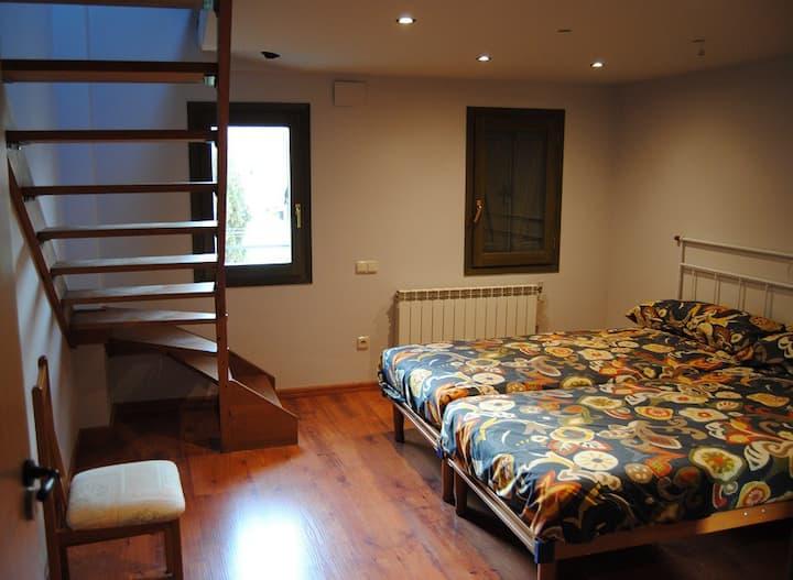 CASA DOMBRIZ, habitación doble