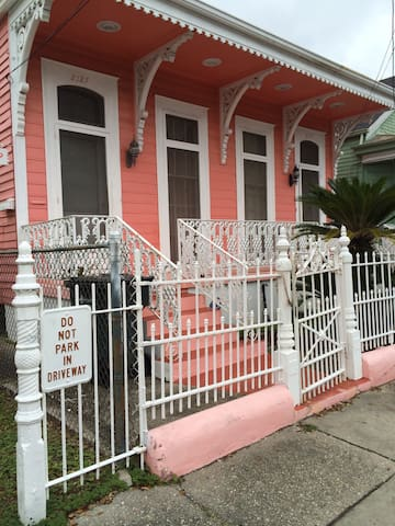 uptown Hs5min fr CBD/FrenchQuarters - New Orleans - House