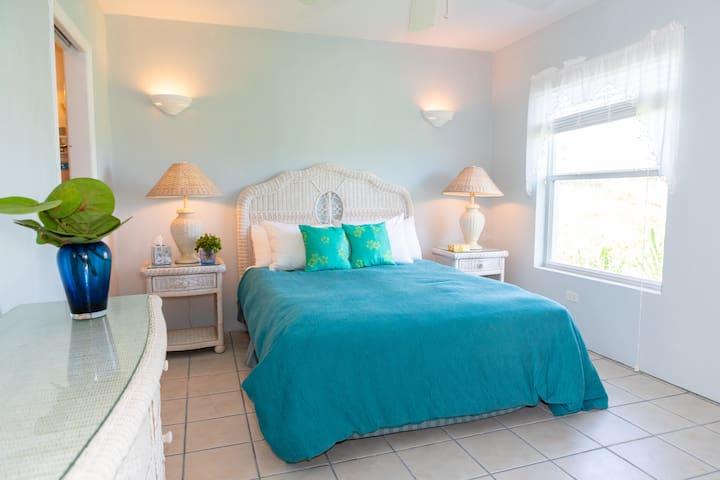 Island Time master bedroom
