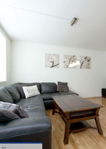 Modern apartment, downtown Ålesund. - Alesund - Appartement