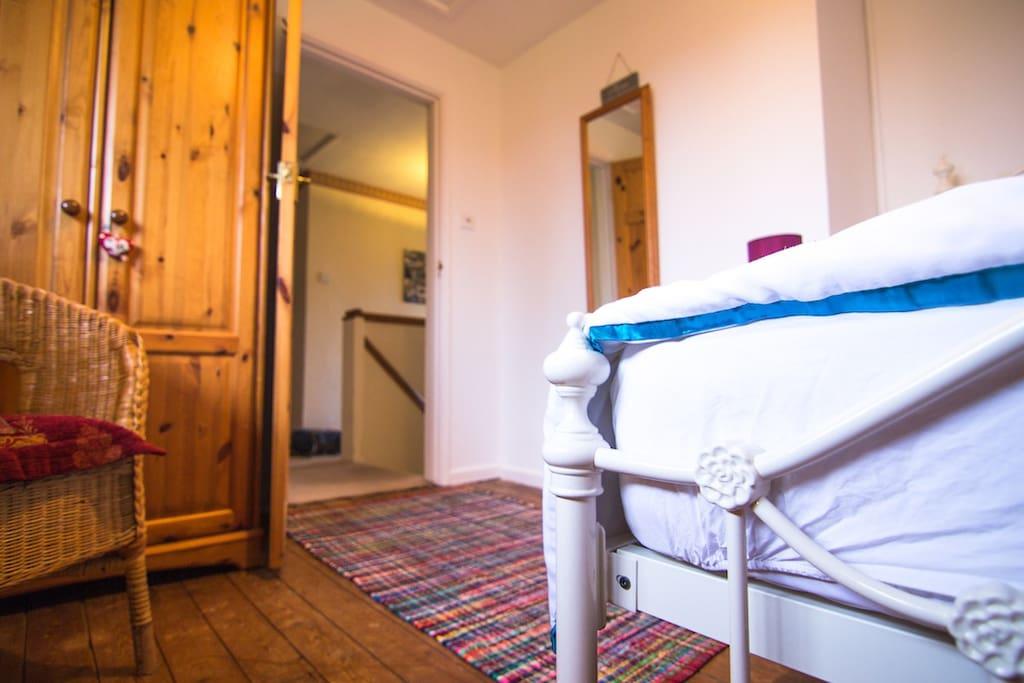 view of doorway