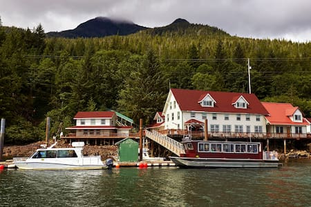 George Inlet Lodge - Private Apartment