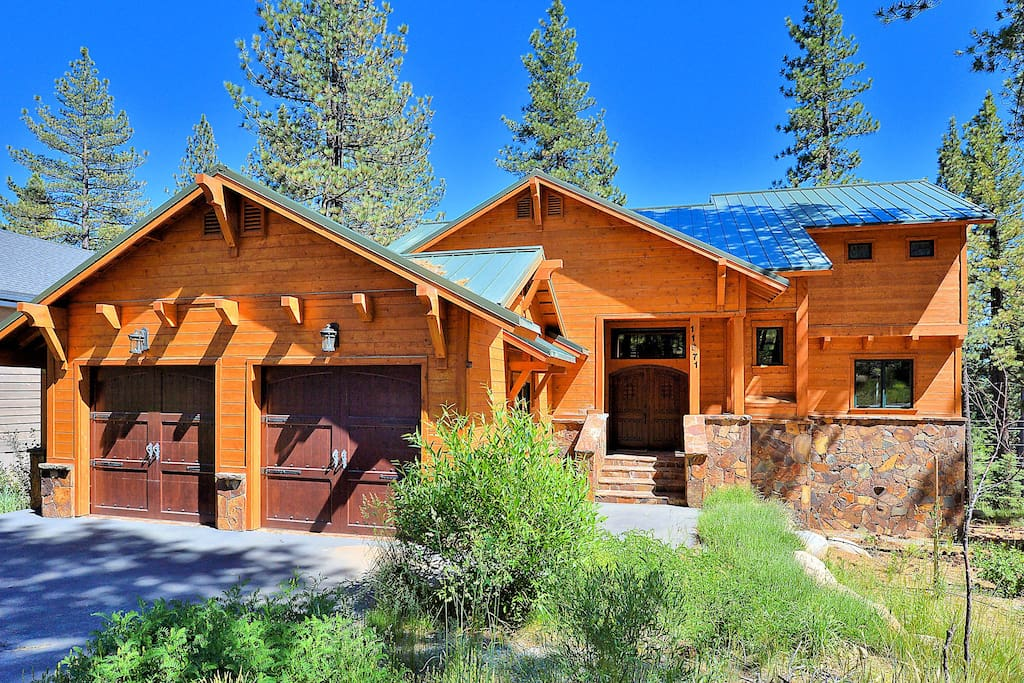 Welcome to grand Tahoe luxury.
