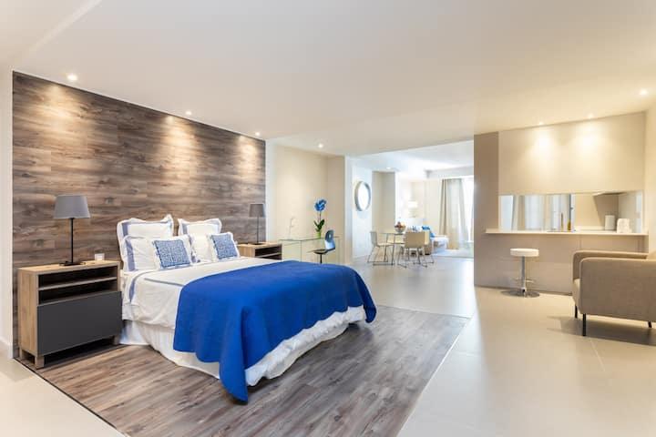 Rooms & Suites Loft 2H en el centro de Arrecife