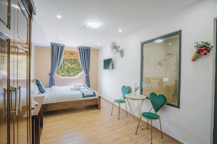 Đà Lạt Cam Ly Hotel _ Double Room