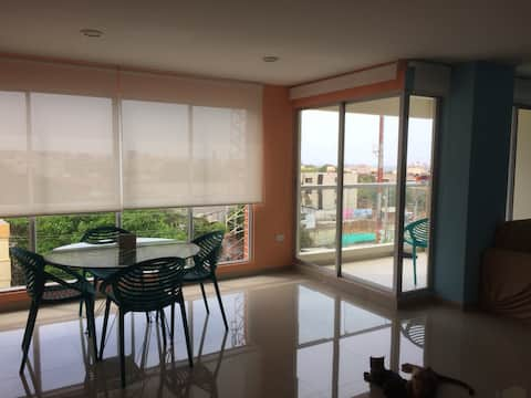 Private bedroom in beautiful Barranquilla!