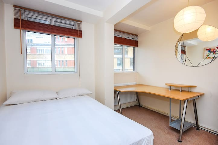 Double room 10 mins walk to St. Paul's Cathedral