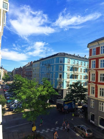 Longterm rental in cool Vesterbro in Cph City