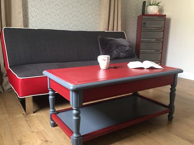 Appartement ensoleillé et confortable ️️