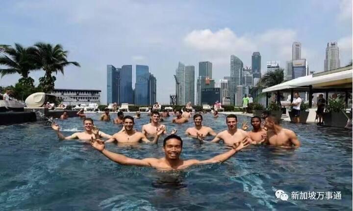 サンズホテルシンガポールインフィニティプールスペシャル予約샌즈 호텔 싱가포르 인피니티 풀 특가