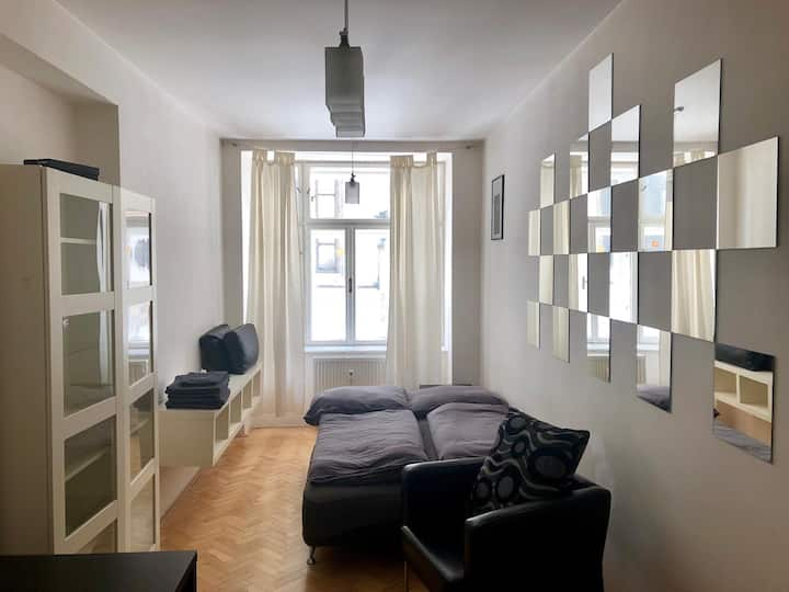 Cosy apartment on the best street in Brno