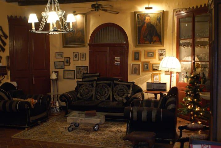 Casa pairal - El Mas de Bondia - Rumah