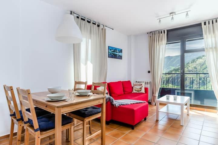 Apartamento en Soldeu, Prat de les Molleres 6 PAX