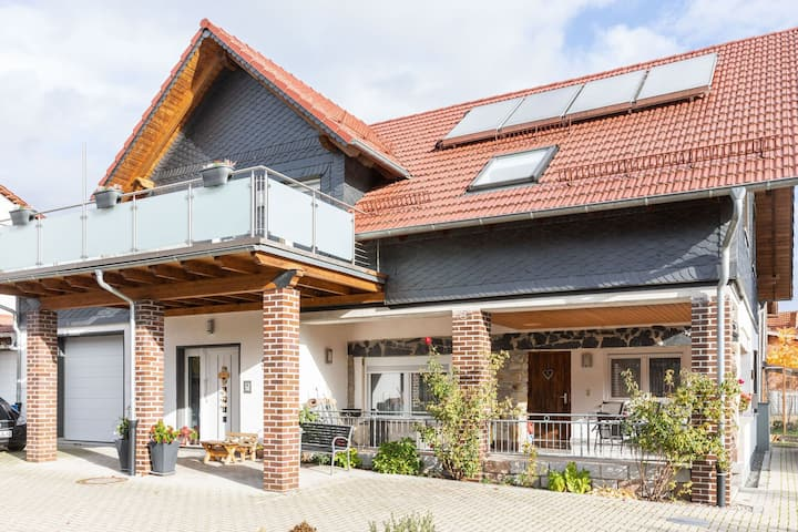 Luxury Apartment in Schleusingen Thuringia near Lake