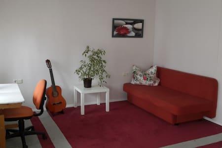 Helles Zimmer in einem großen Haus nähe München - Vaterstetten