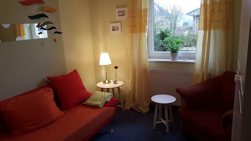 "2 Personen Zimmer ""3Ms"" in Eutin"