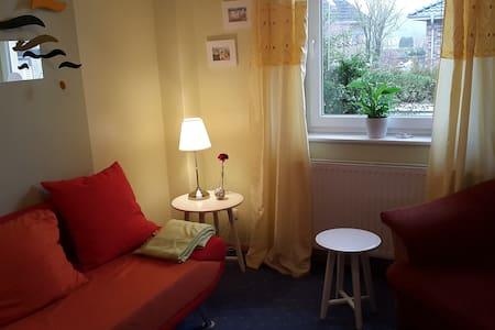 """2 Personen Zimmer """"3Ms"""" in Eutin - Eutin - บ้าน"""