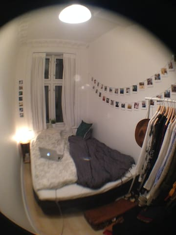 Koselig rom til leie på Grünerløkka - Oslo - Daire