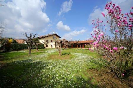 MATRIMONIALE(12km Lago di Garda) - Prevalle - ที่พักพร้อมอาหารเช้า