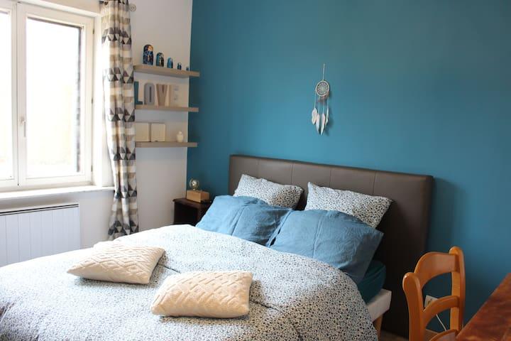 Chambre confortable au calme