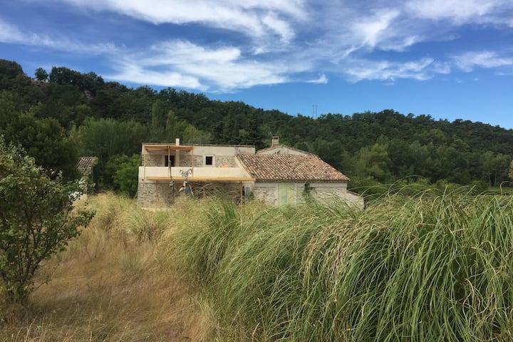 Gîte La Terrasse - Mas Rieu Fres
