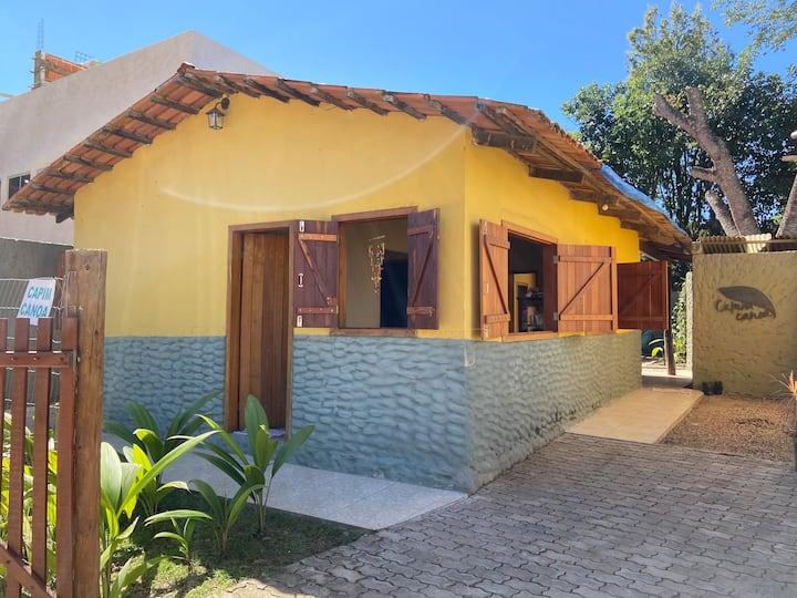 Capim Canoa -Vila de São Jorge