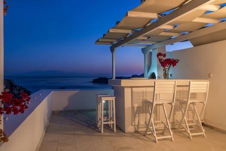 Luxury Beachfront Purple Haze Place - Mykonos - Villa