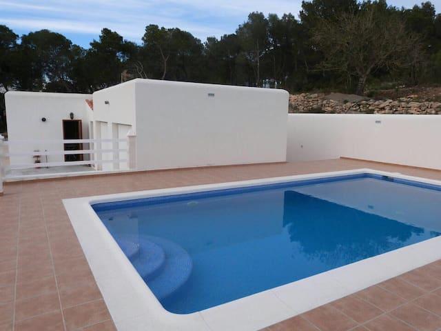 Bonita casa de campo con total tranquilidad - Sant Llorenç de Balàfia - Casa
