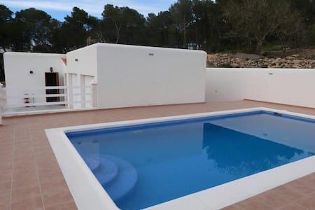 Bonita casa de campo con total tranquilidad - Sant Llorenç de Balàfia - 独立屋