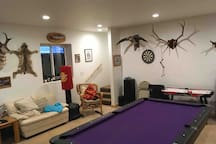Man Cave Room on the Ranch, Crawford, Colorado