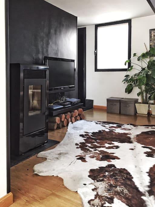 Living room - salón - salotto