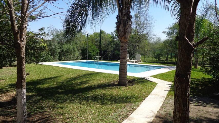 Casa de Campo muy cerca de Santiago Nuevo León - Santiago - บ้าน