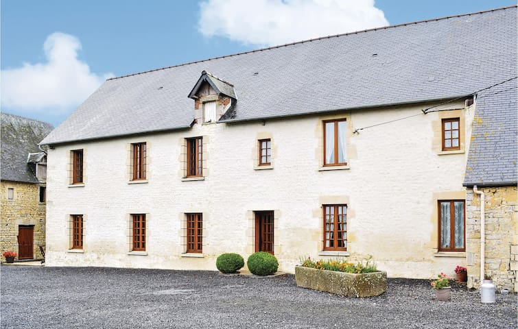 Holiday cottage with 3 bedrooms on 125 m² in Canchy