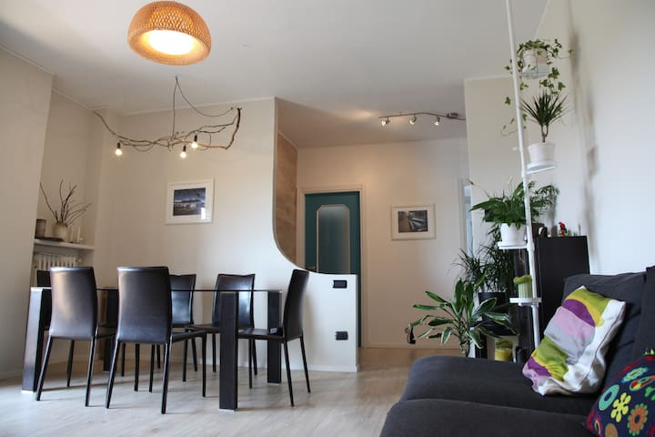 lovely apartment near Gardaland and - Castelnuovo del Garda - อพาร์ทเมนท์