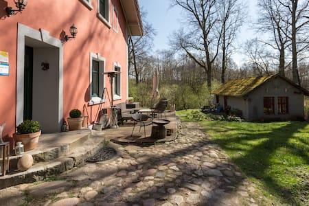 Altes Forsthaus Garzau - Garzau-Garzin - Wohnung